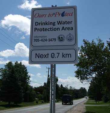 Source Water Protection Sign.JPG