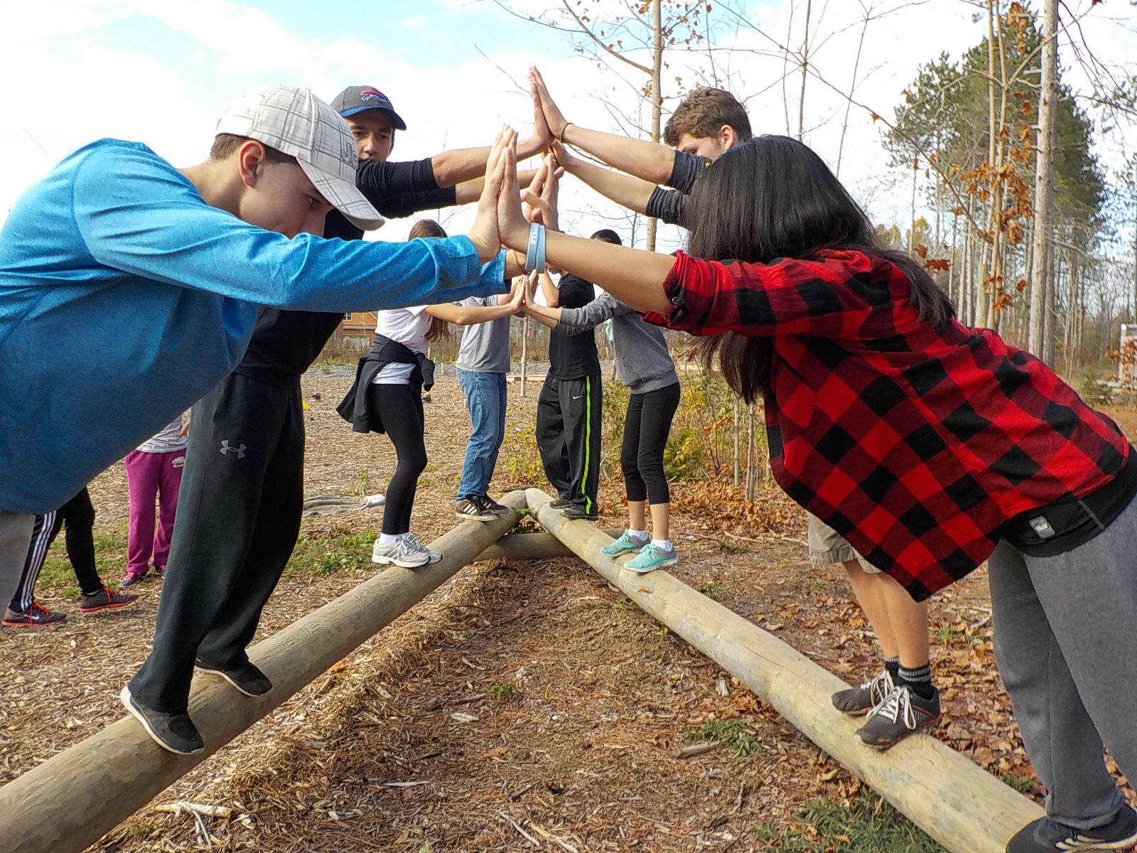 Bear Creek Nov. 5 2015 034 Low Ropes.JPG
